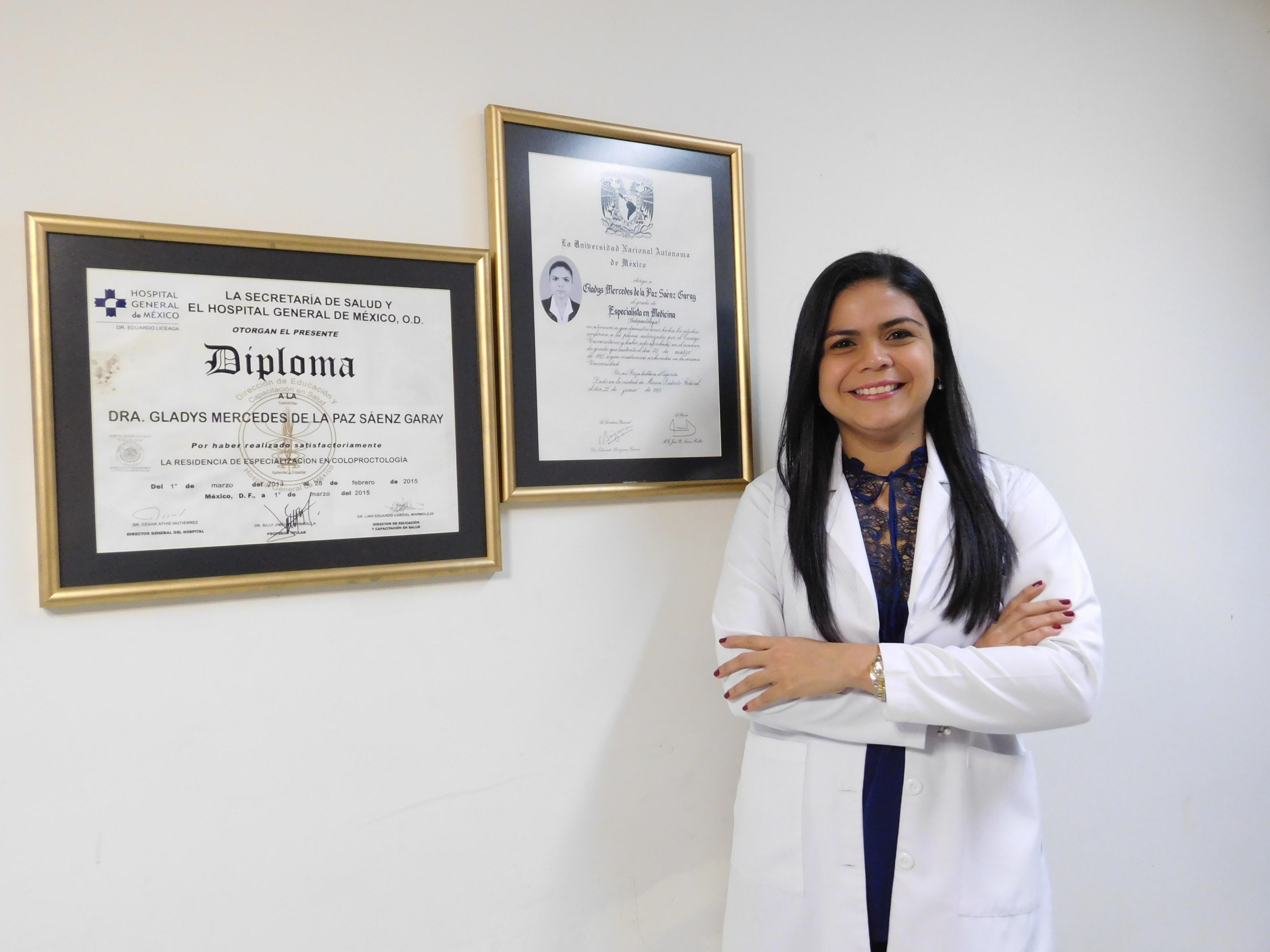 Dra. Gladys Saenz