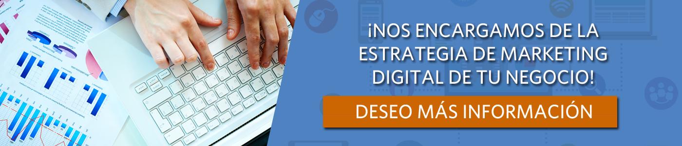 CREAMOS ESTRATEGIAS DE MARKETING DIGITAL PARA PYMES