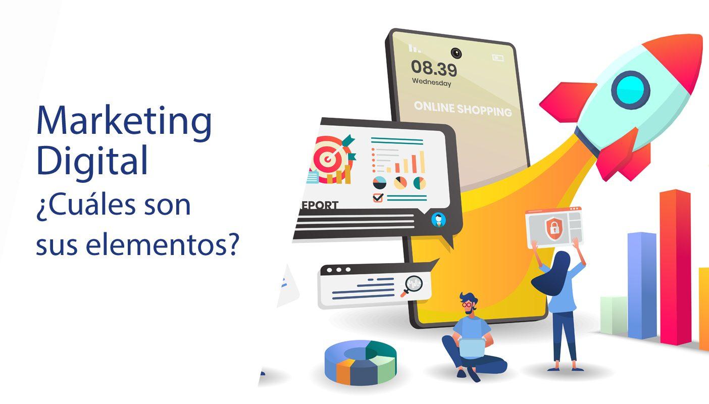 Elementos del Marketing Digital
