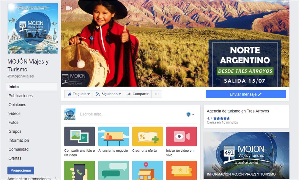 estrategias para que una agencia de viajes gane visibilidad en Internet