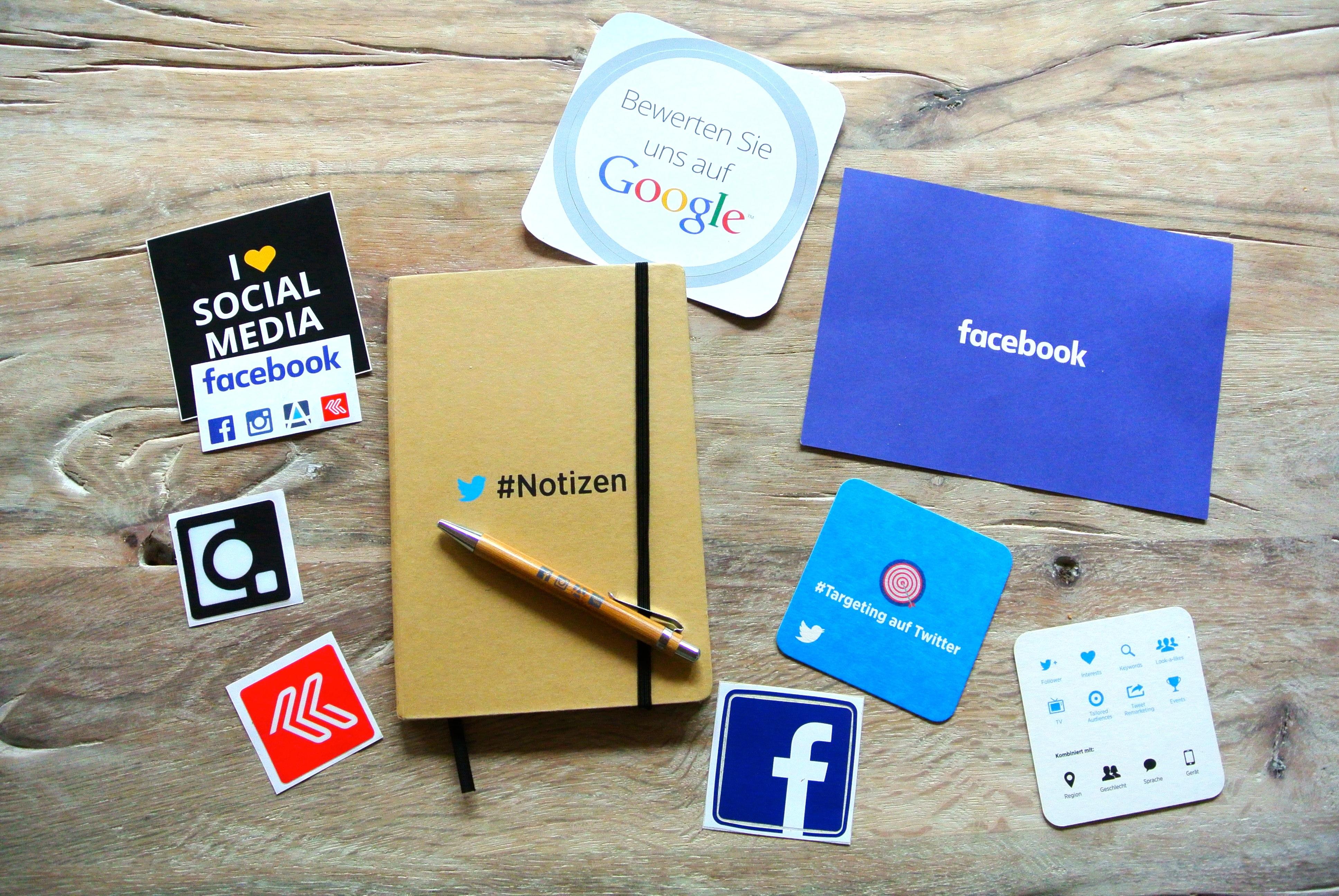 errores al poner publicidad en redes sociales
