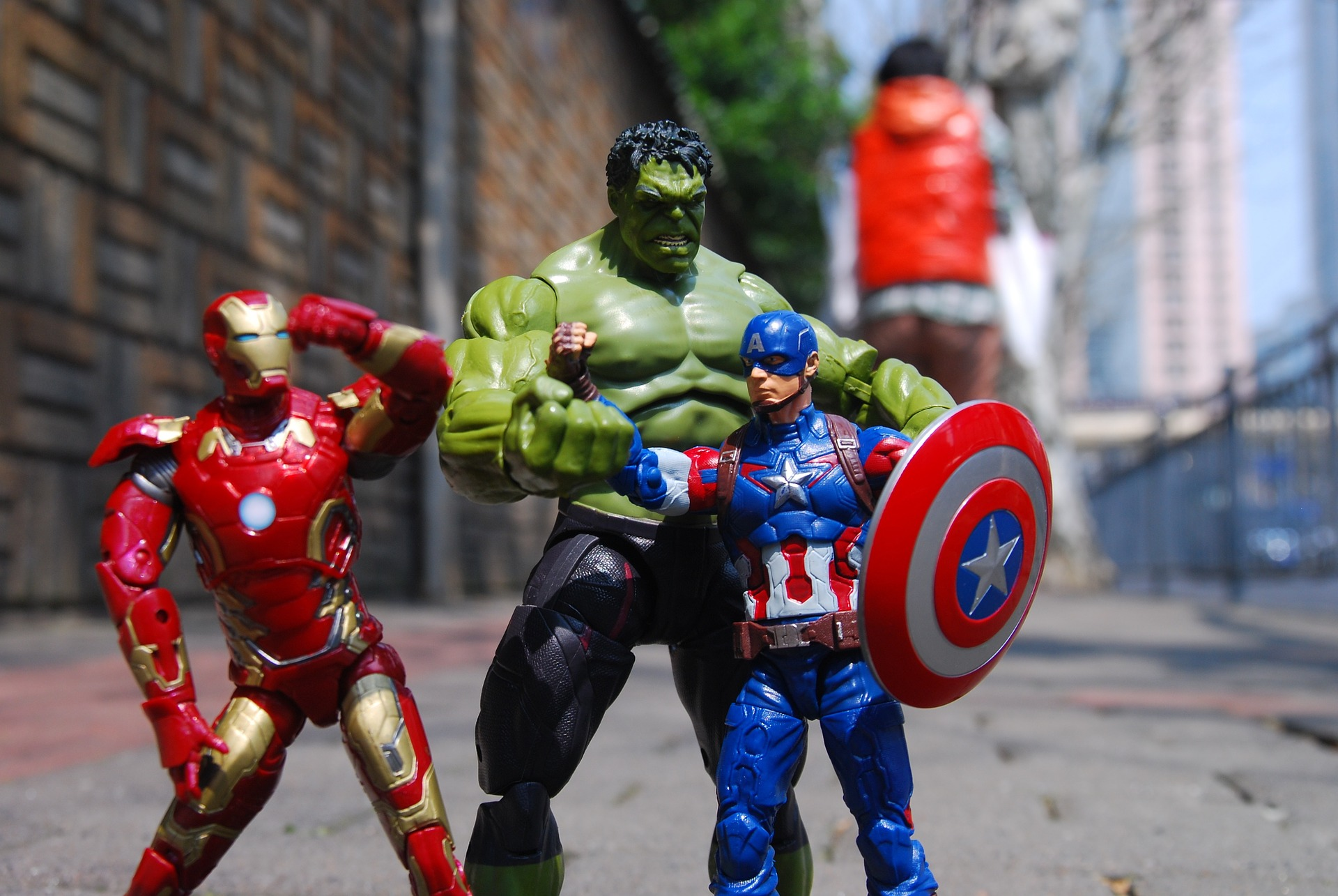 Aprendamos Marketing con Avengers