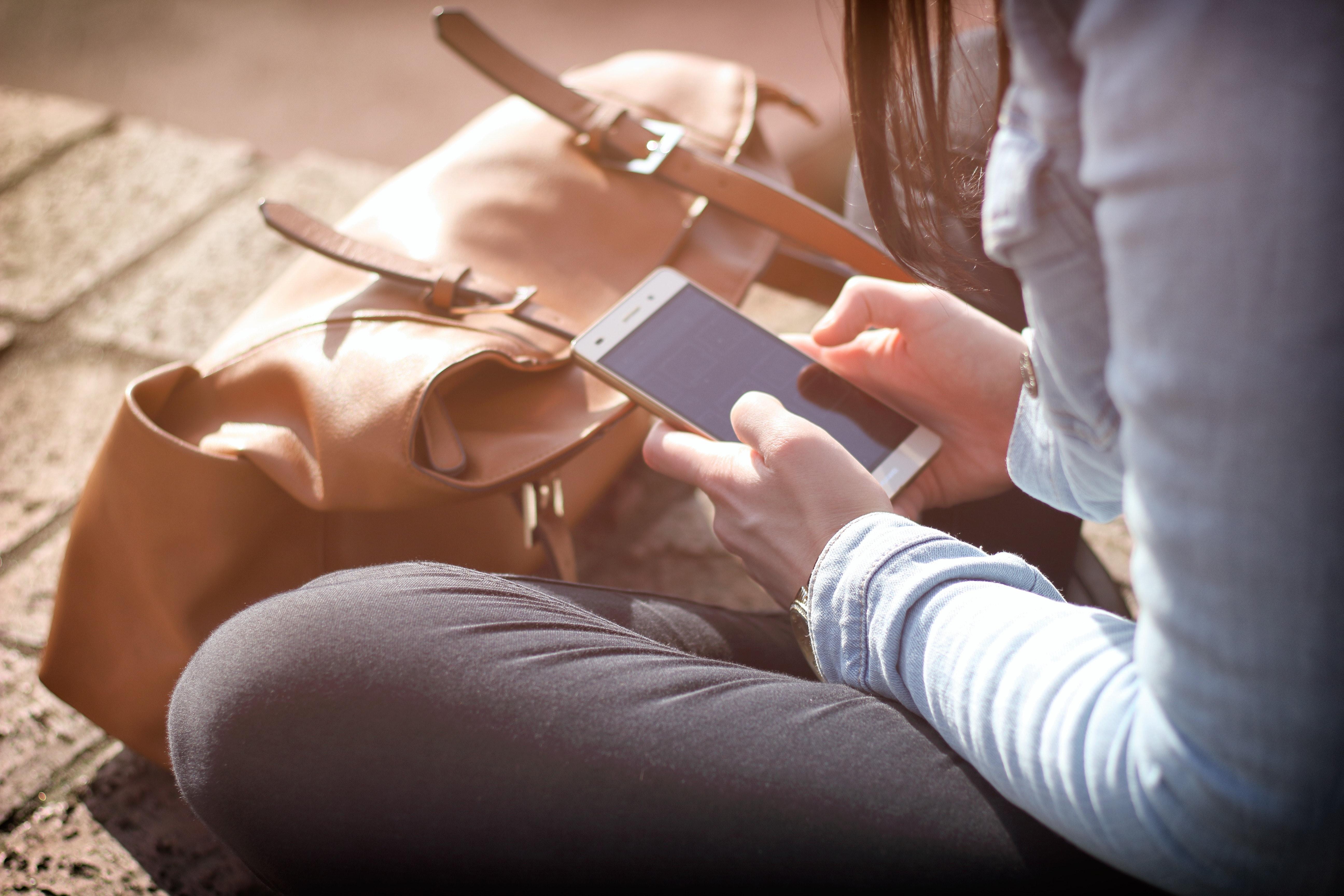 Teléfonos Móviles Dispositivo favorito acceder a Internet