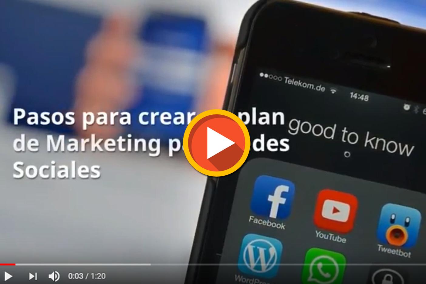 plan de Marketing para Redes Sociales
