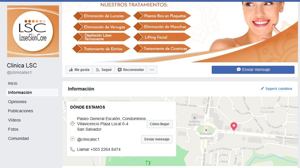 Facebook para atraer más pacientes