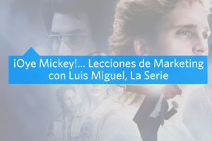 Lecciones de Marketing con Luis Miguel, La Serie