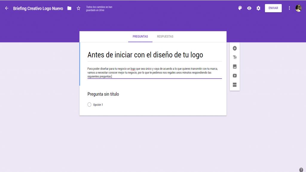 Google Forms como herramienta de Marketing para negocios