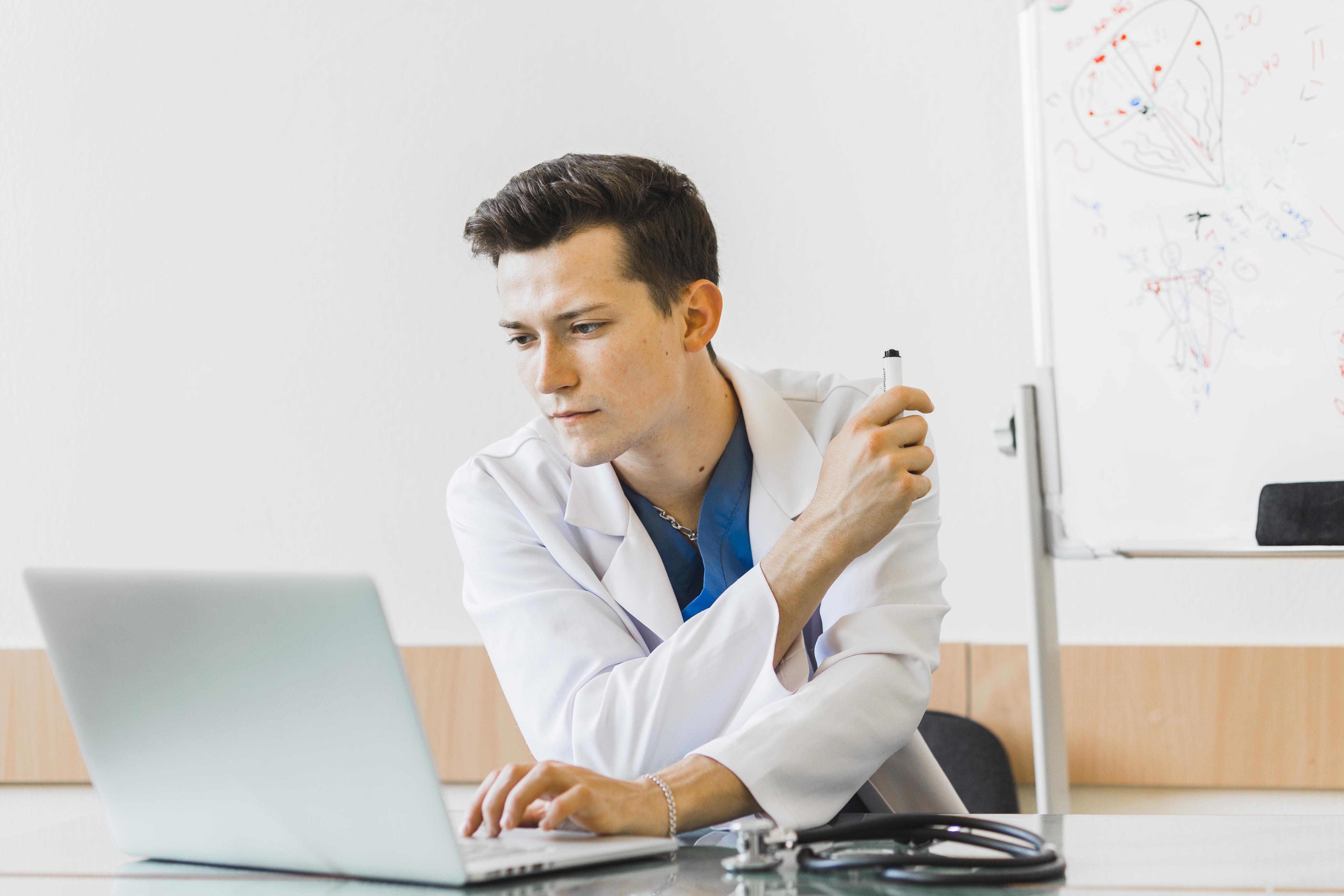 Sitio Web para Médicos