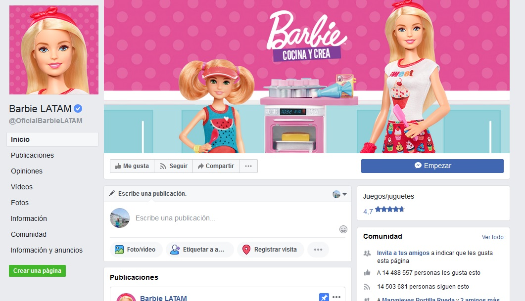 Lecciones de Marketing con Barbie