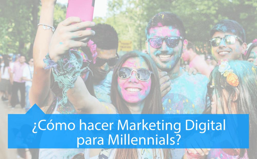Marketing Digital para Millennials