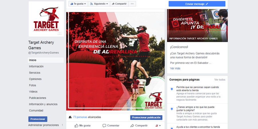 Promocionar Publicacion en Facebook