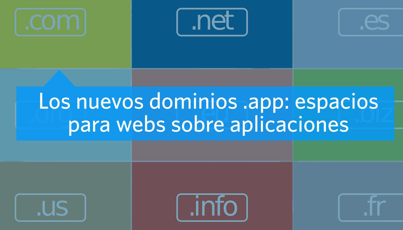 dominios app