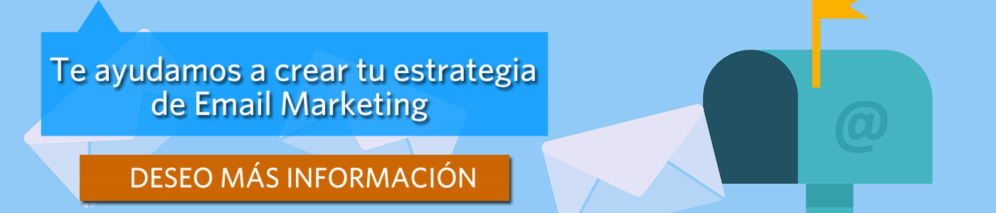 Creamos tu estrategia de Email Marketing
