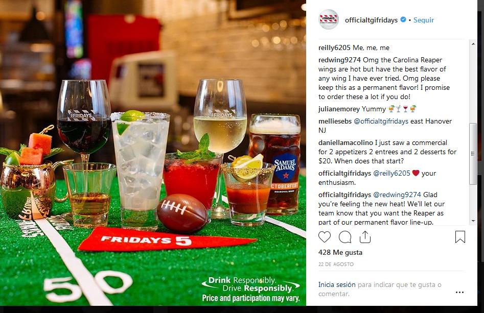 Ganar seguidores en Instagram interacción