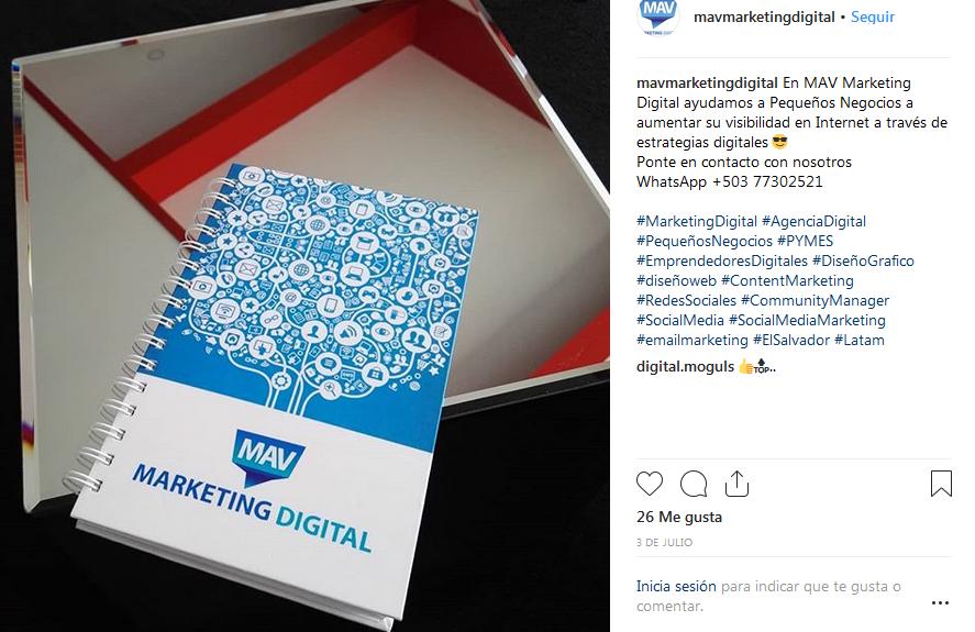Ganar seguidores en Instagram hashtags
