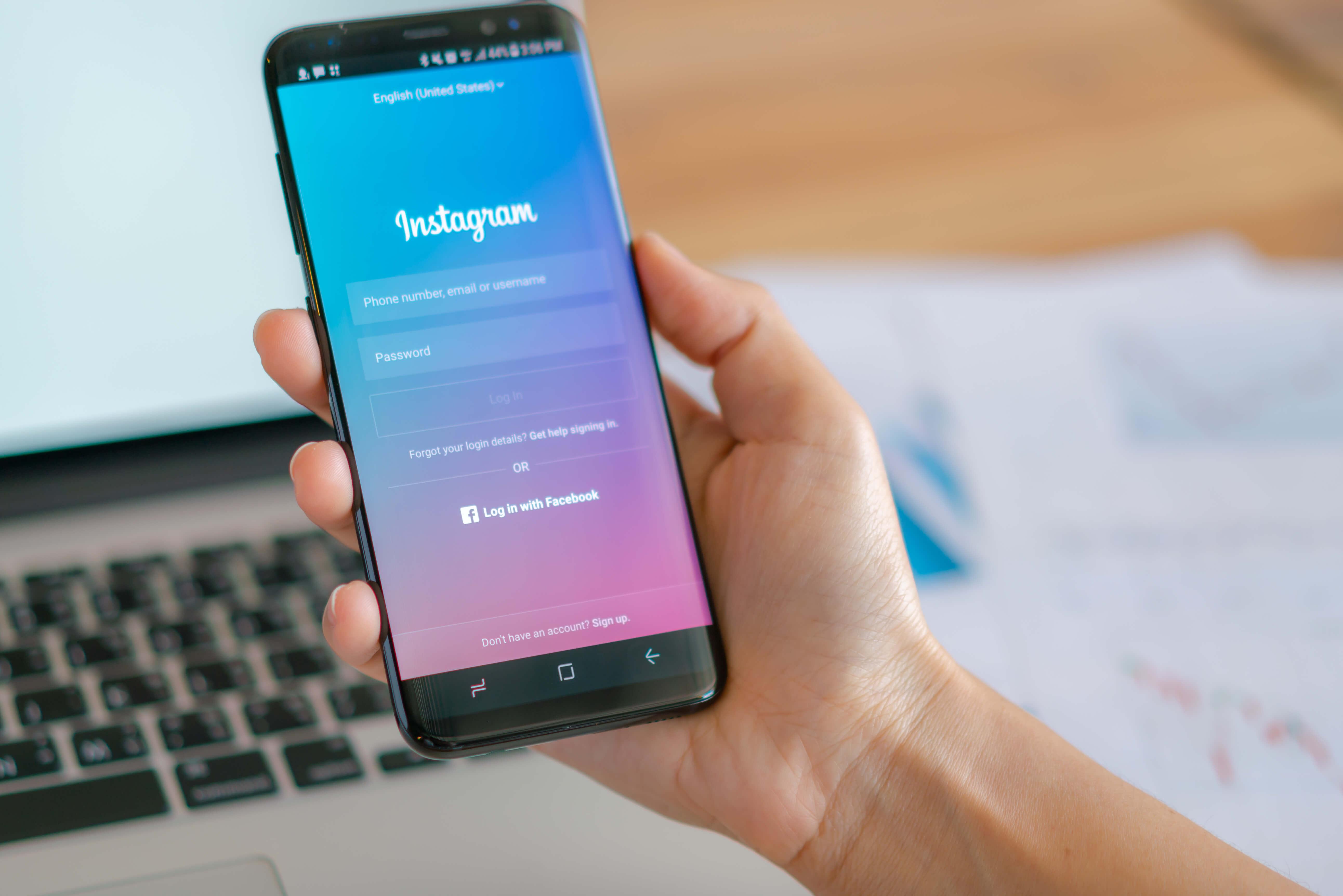 Instagram herramienta preferida