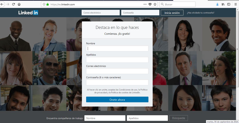 Cómo prospectar clientes en Linkedin