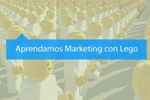 Marketing con Lego