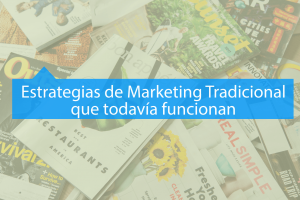 Estrategias Marketing Tradicional