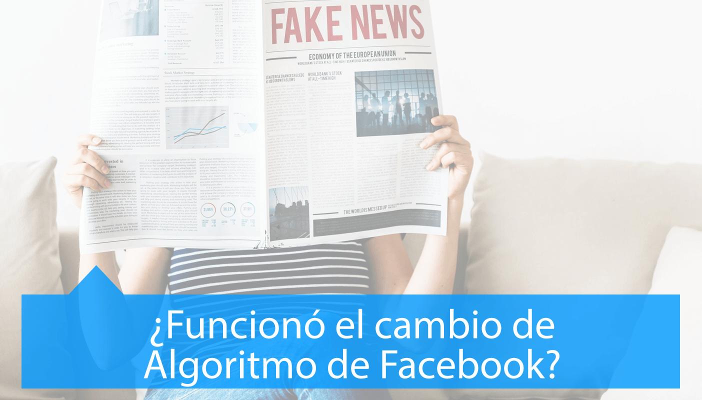 cambio de algoritmo de facebook