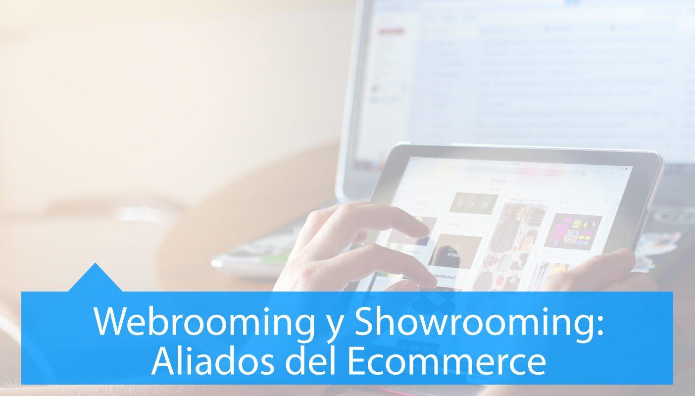 Webrooming y Showrooming