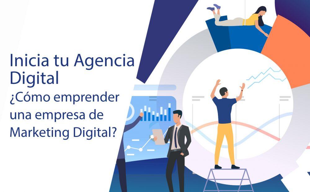 Inicia tu agencia digital