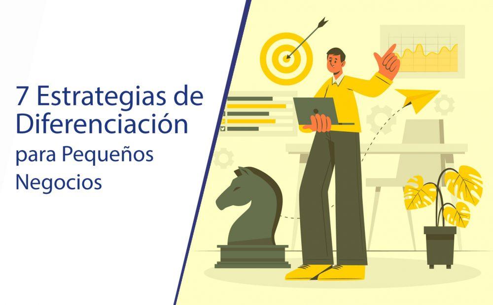 Estrategias de diferenciación para PYMES