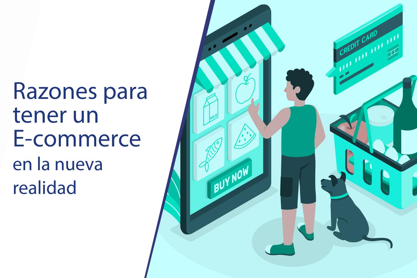 Razones para tener un E-commerce