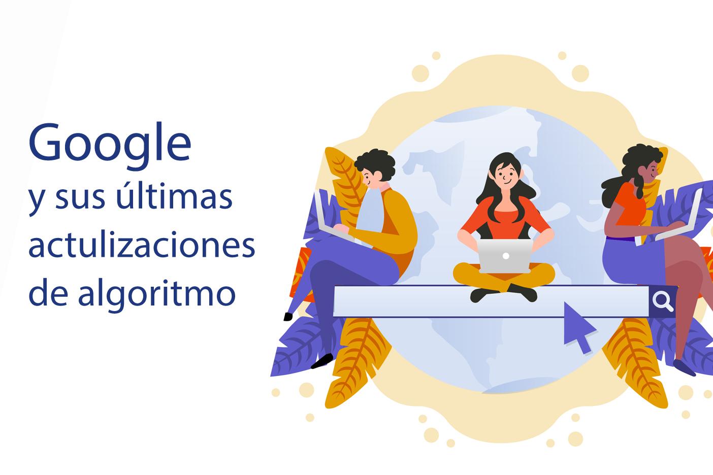 Actualizacion algoritmo google